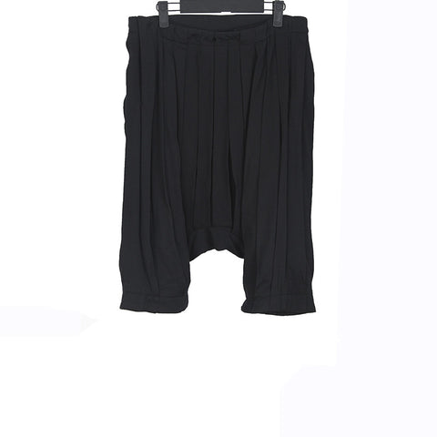 INDIVIDUAL SENTIMENTS PLEATED SHORTS