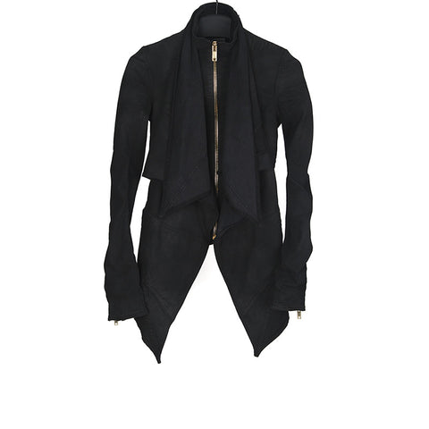 GARETH PUGH DRAPE DENIM JACKET