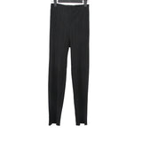 PLEATS PLEASE BY ISSEY MIYAKE STRAIGHT LEG PANTS