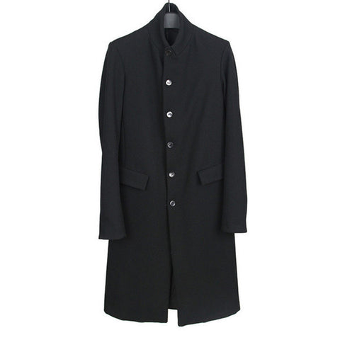 A1923 AUGUSTA WOOL BLEND LONG BLAZER COAT