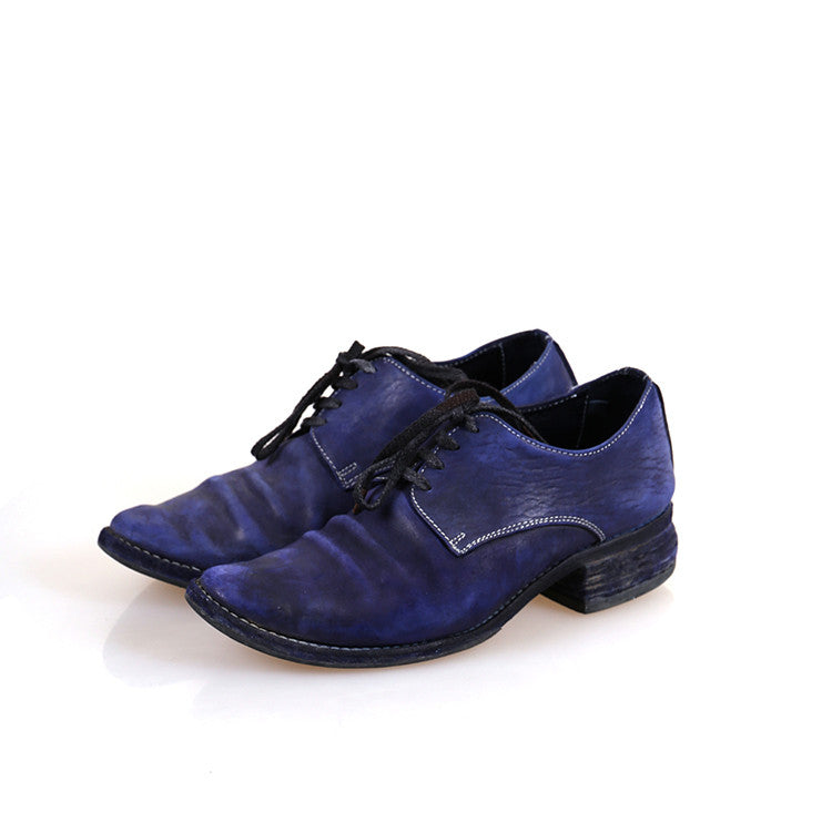 "CAROL CHRISTIAN POELL LINED LACE UP ""GOODYEAR"" OXFORD DERBY"