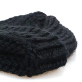 GREG LAUREN WOOL KNIT BEANIE