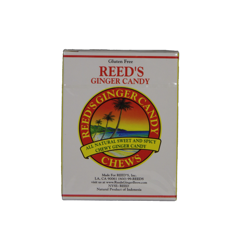Reed's - Ginger Candy Chews