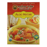 Mother India - Indian Meals - Single serving ready to eat pouches