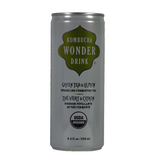 Kombucha Wonder Drink - Sparkling Fermented Tea - Single serving cans