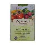 Numi - Teas & Teasans - Multiple single serving tea bags