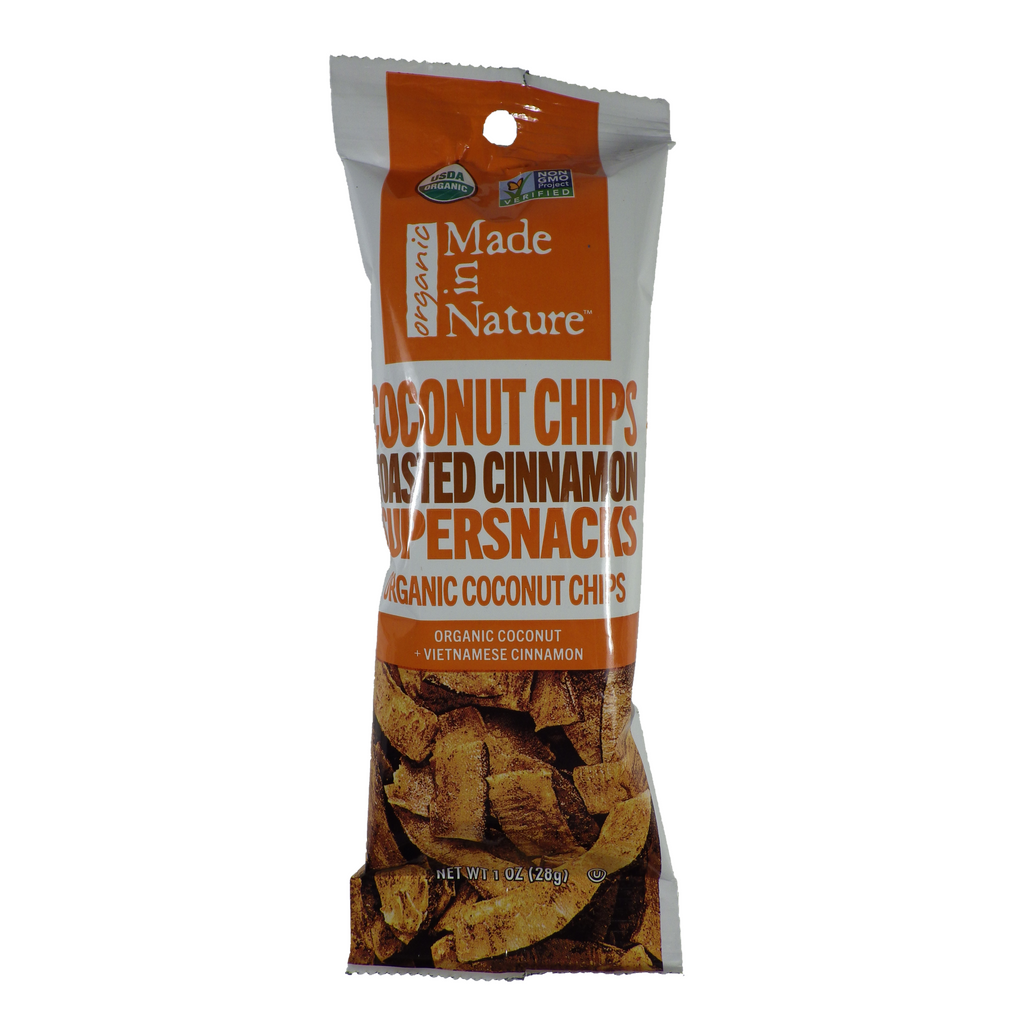 Made In Nature - Organic Fruit Snacks - Single serving paks