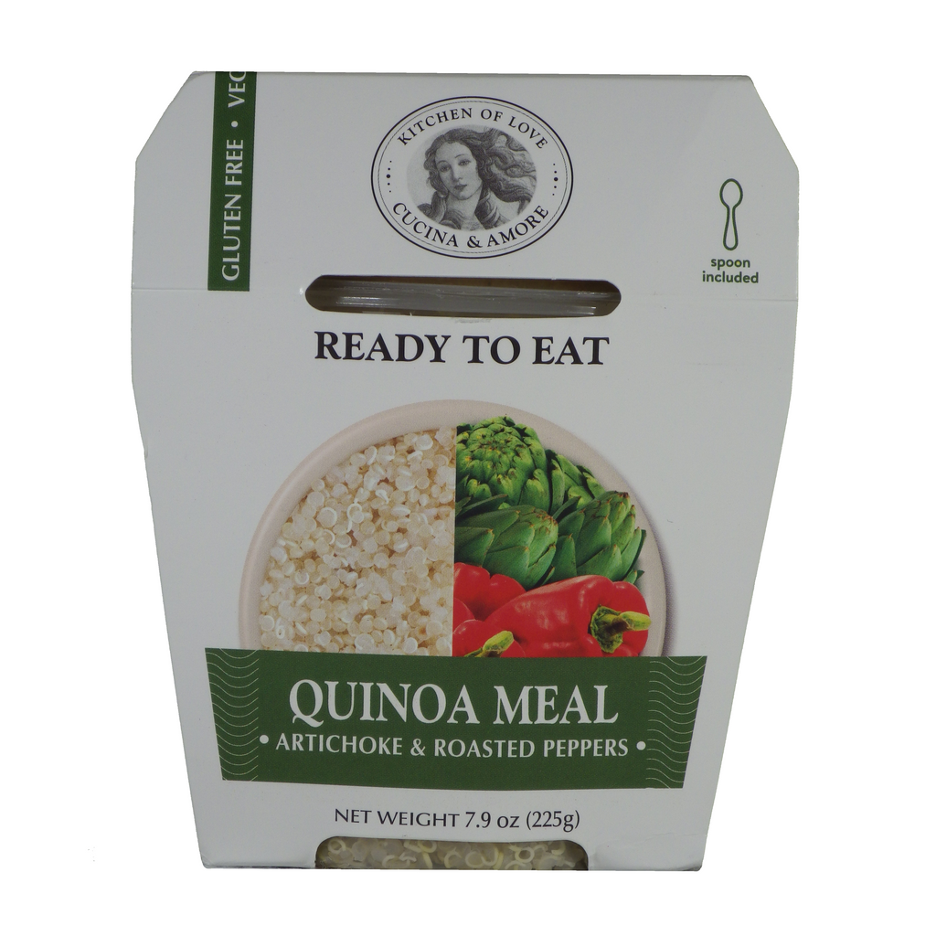 Cucina & Amore - Quinoa Meals - Single serving cups – Nutriate ...