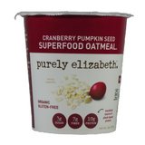 Purely Elizabeth - Ancient Grain Granola (Puffs)/Superfood Oatmeal - Single serving cups and pouches