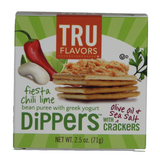 Truitt Family Foods - Dips and crackers - Single serving boxes