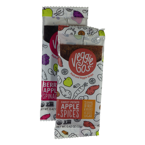 The Naked Edge - Veggie Go's - Fruit & veggie snacks