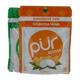 Pur - Mints - Sugar free mints in multi-serving resealable pouches