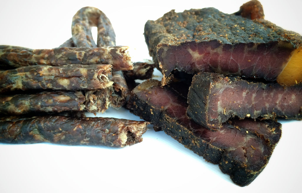 Biltong and Drywors Combo