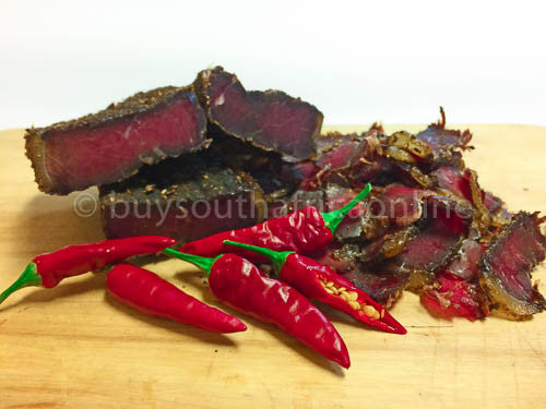 Charlic (Chilli Garlic) Biltong