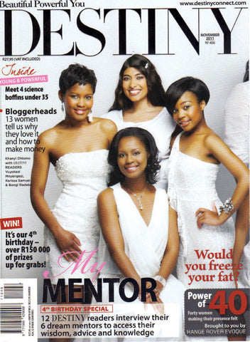 Destiny Magazine