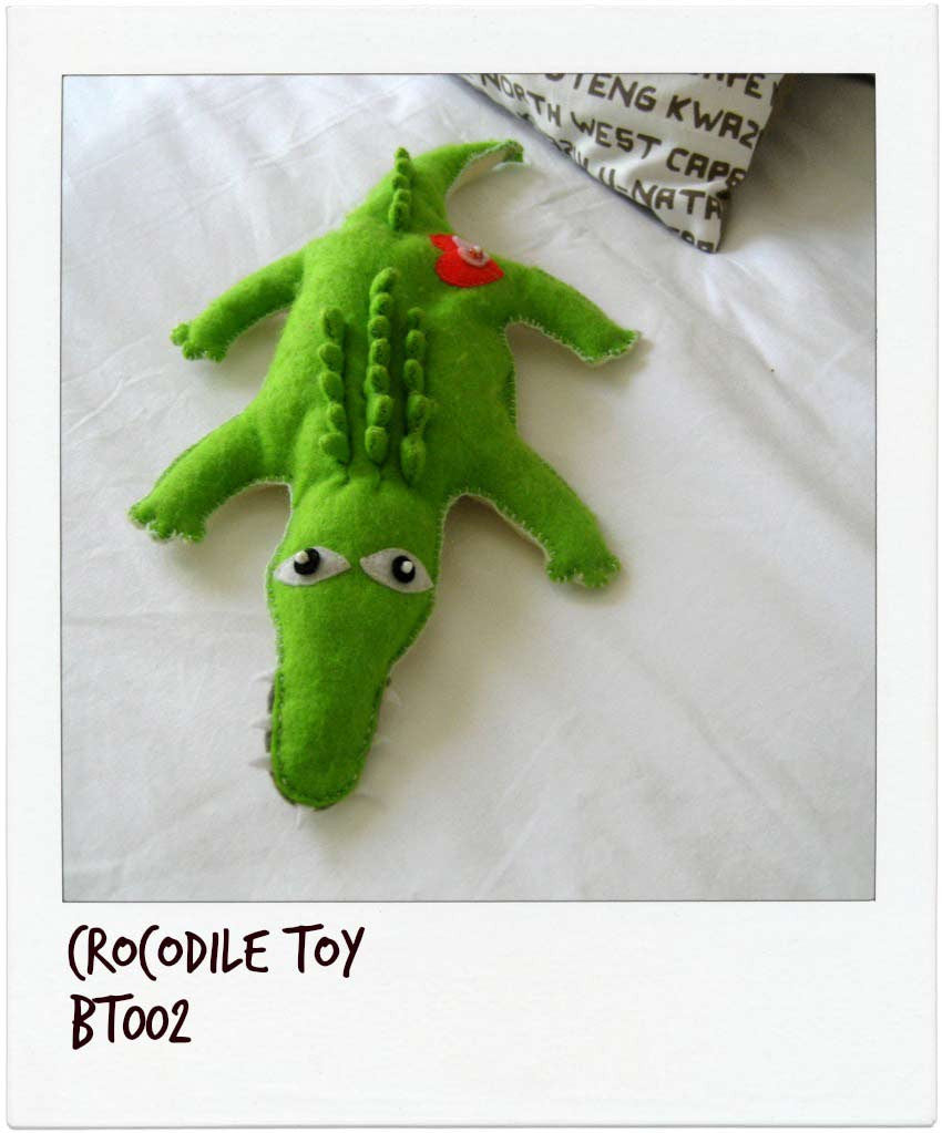 Crocodile Toy