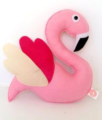 FLAMINGO PLUSH TOY