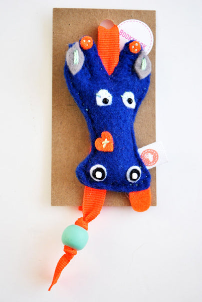 BUSHFELT BOOKMARK - GERRY FACE