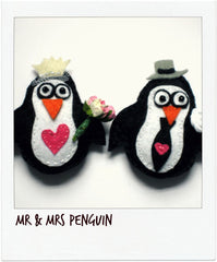 Mr & Mrs Penguin