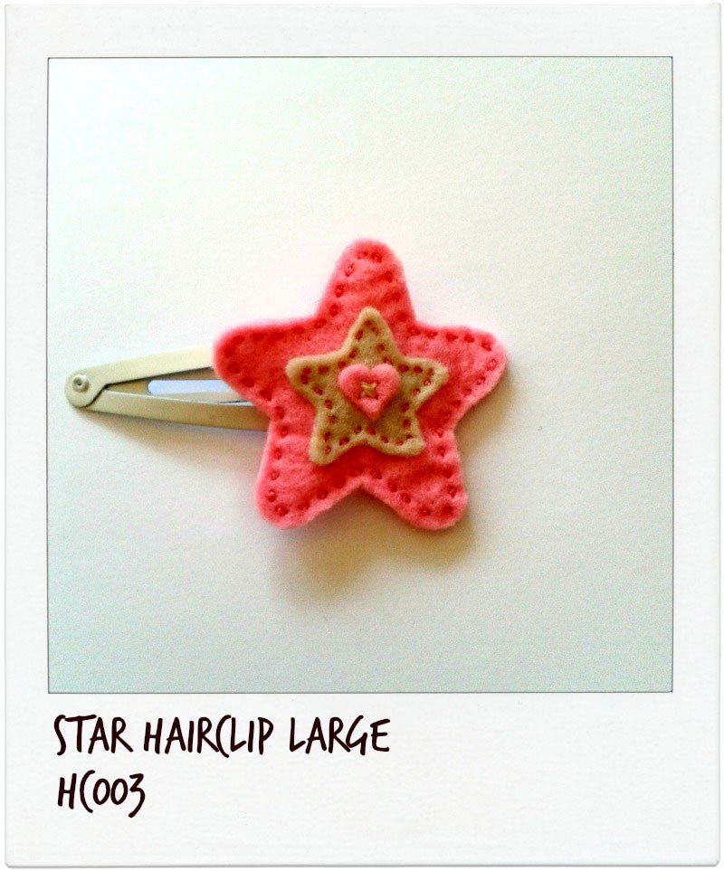 Star Hairclip (L)