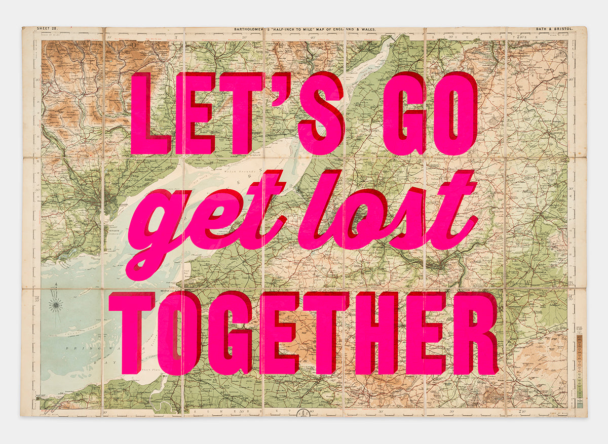 Dave Buonaguidi: Let's Go Get Lost Together