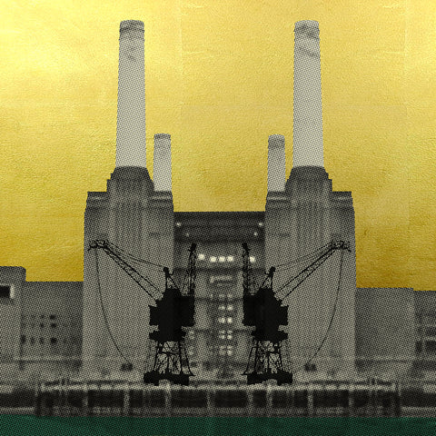 Jayson Lilley: Battersea Power Station