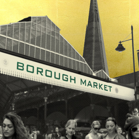 Jayson Lilley: Borough Market