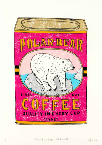 Charlotte Farmer: Polar Bear Coffee - It's Grrreat