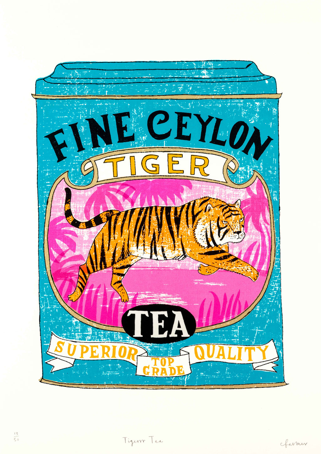 Charlotte Farmer: Tigerrr Tea