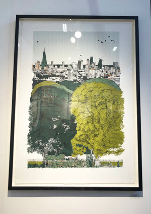 Clare Halifax: The Nature of London