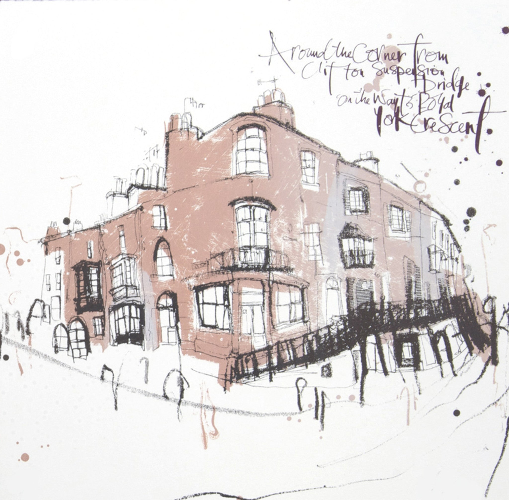 Kelly Stewart: Corner of Princess Victoria Street - Smithson Gallery