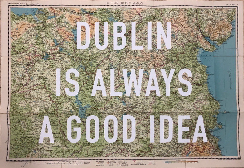 Dave Buonaguidi: Dublin Is Always A Good Idea