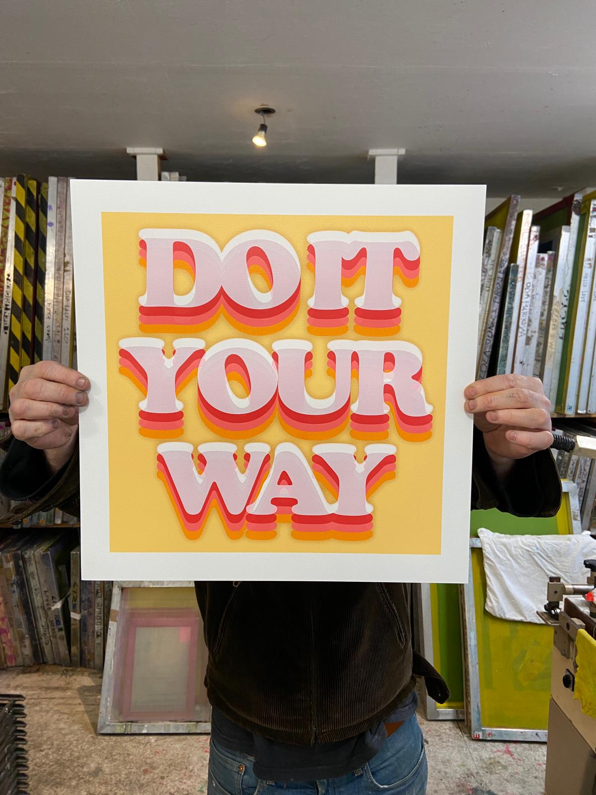 Oli Fowler: Do It Your Way