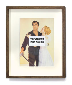 Jono Boyle - Forever Isn't Long Enough - Smithson Gallery - 1