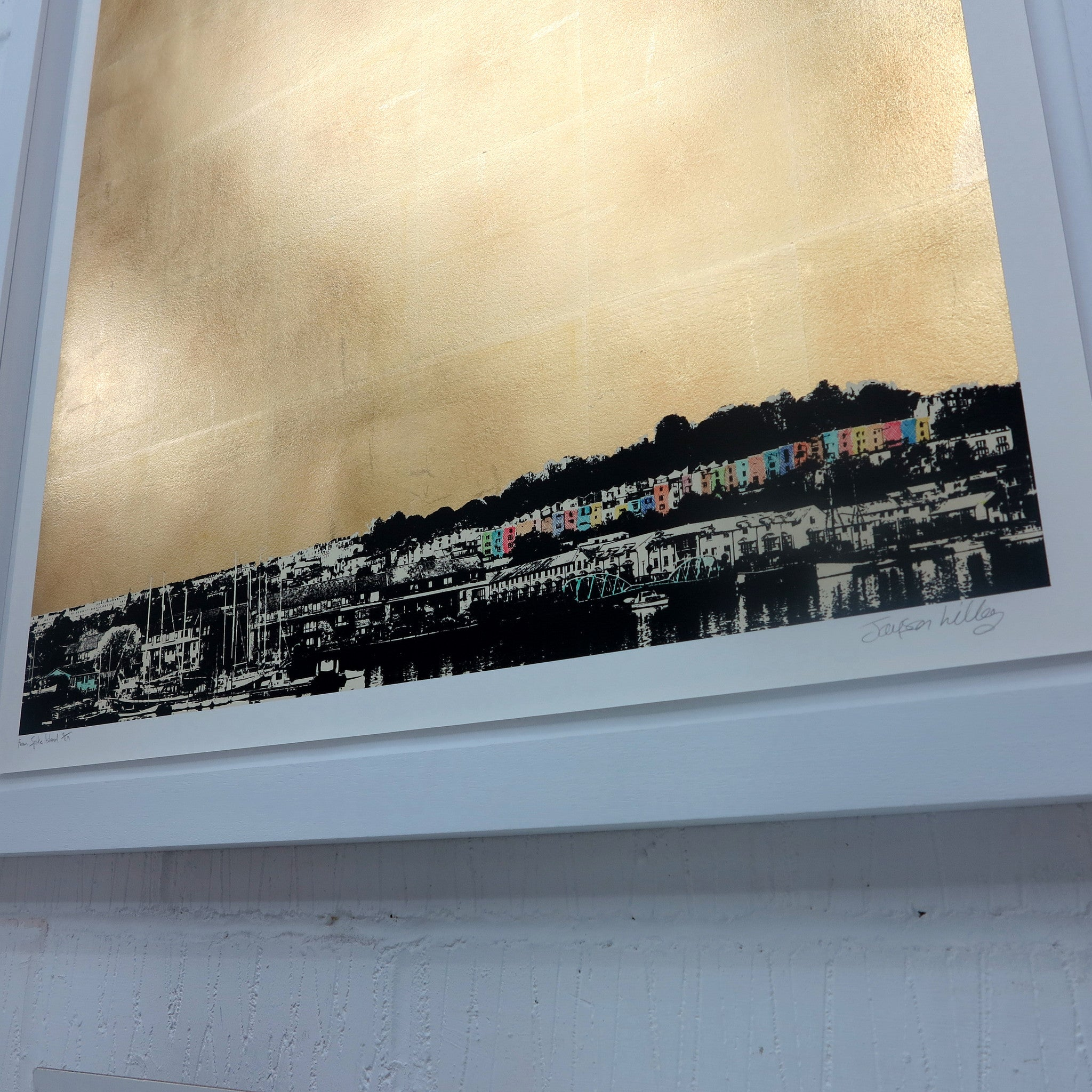 Jayson Lilley: From Spike Island - Smithson Gallery - 5