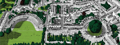 Clare Halifax: Here's Looking at View Bath