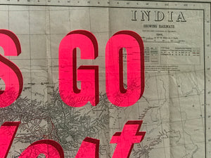 Dave Buonaguidi: Let's Go Get Lost - India