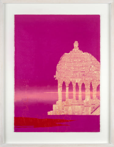 Chitra Merchant: Tryst II - Smithson Gallery