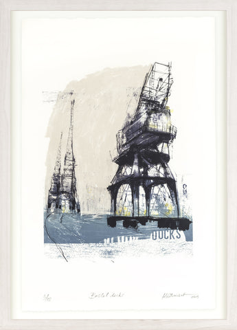 Kelly Stewart: Bristol Docks - Smithson Gallery