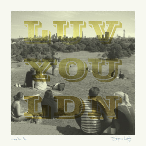 Jayson Lilley: Luv You - Smithson Gallery