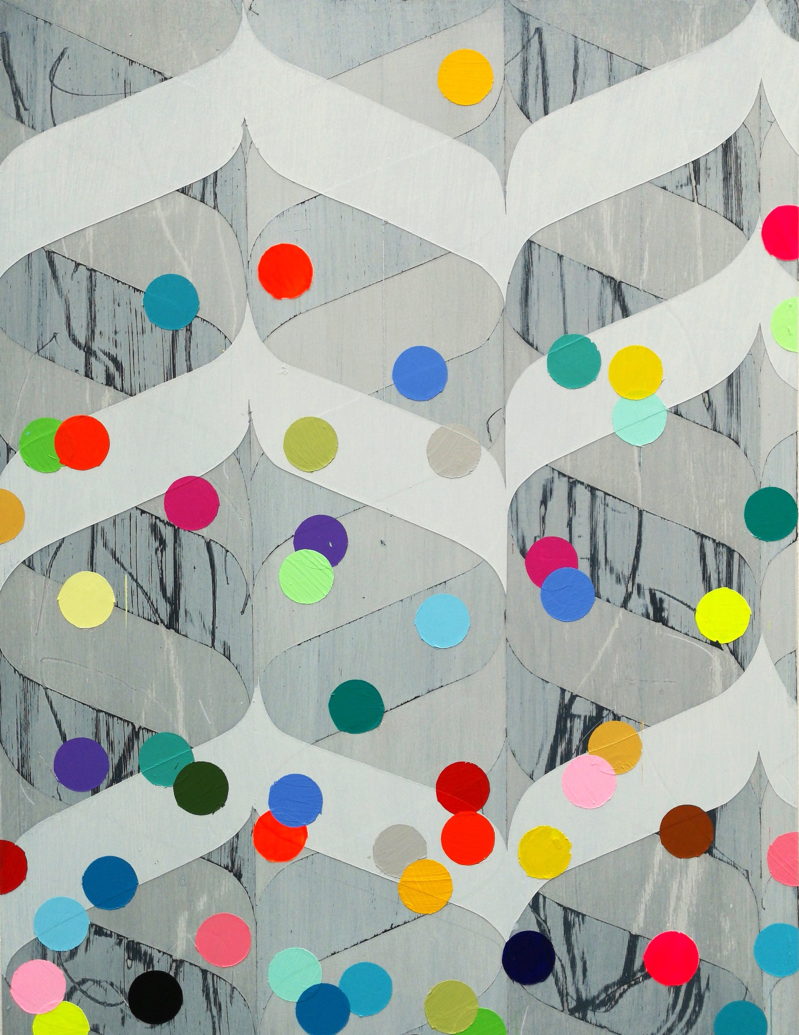 Nick Grindrod: Ticker Tape - SOLD