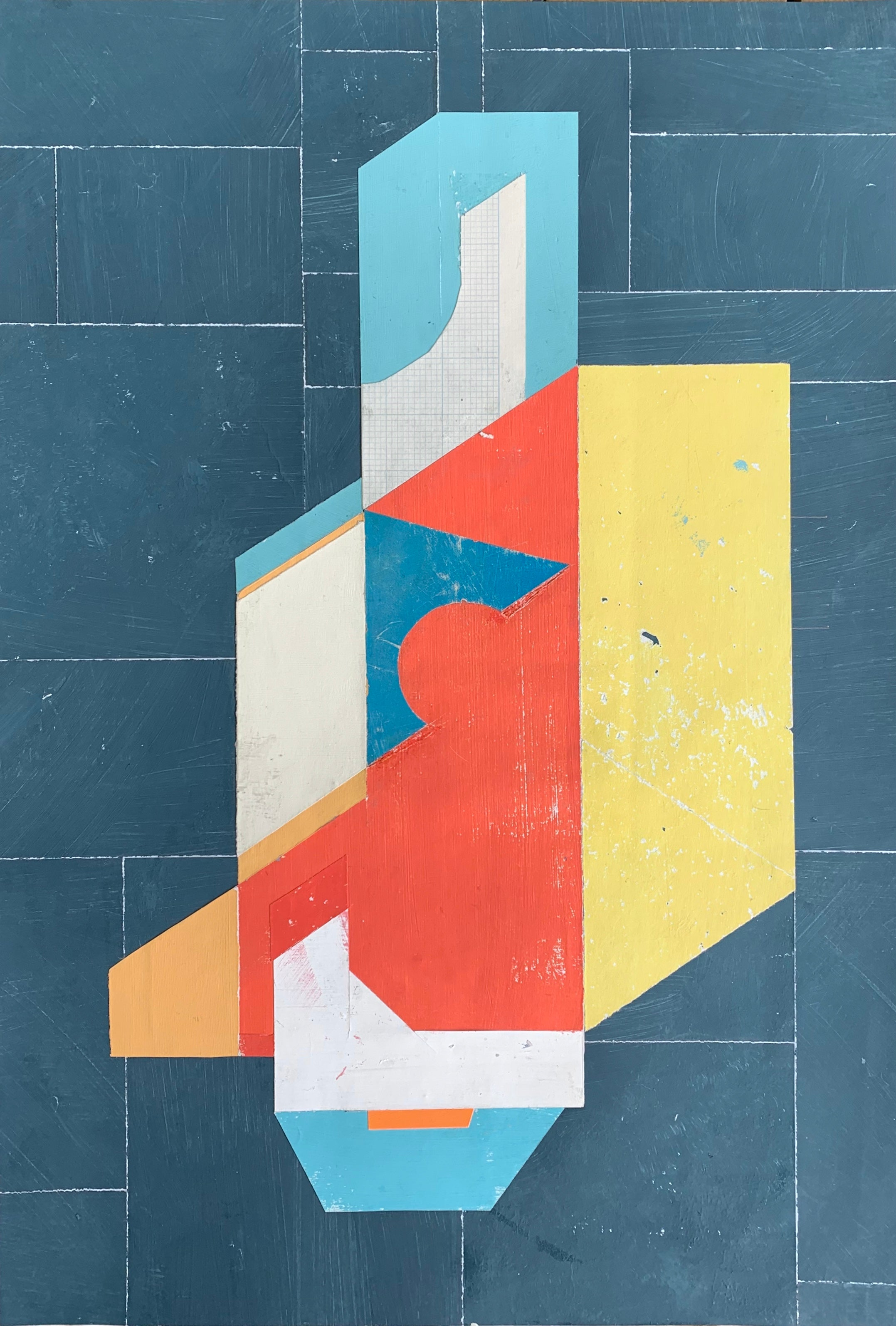 Kareem Rizk: Untitled (Geometric)