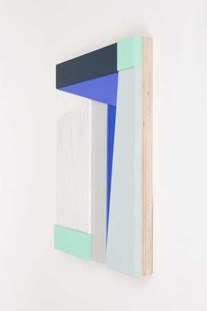 Amy Cushing: Chroma Verditer 1
