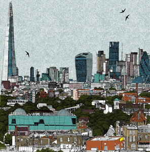 Clare Halifax: Living and Learning in London