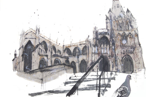 Kelly Stewart: St Mary Redcliffe - Smithson Gallery