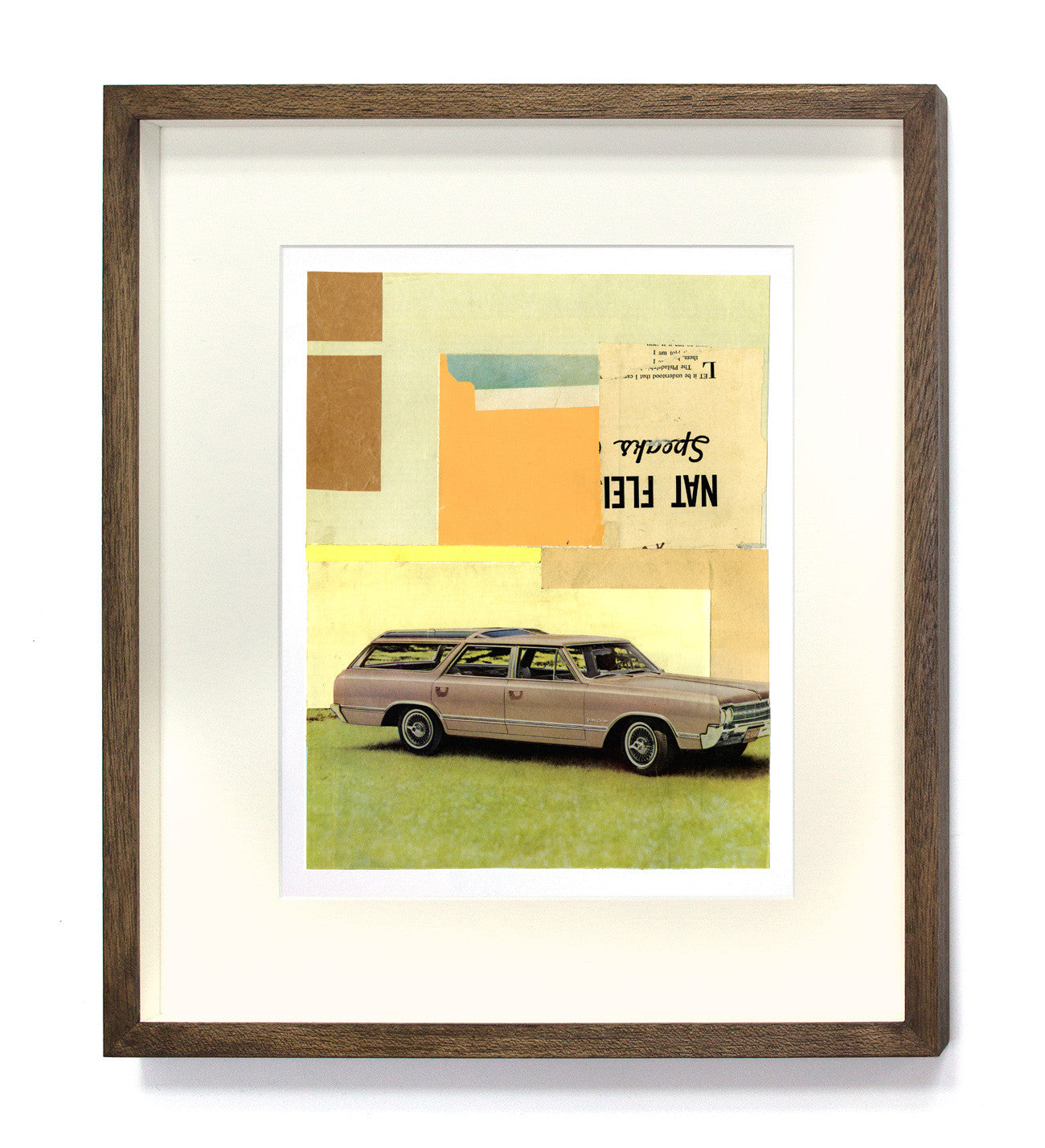 Kareem Rizk: Stationwagon No.3 - Smithson Gallery - 2