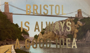 Dave Buonaguidi: Bristol Postcard - Suspension Bridge