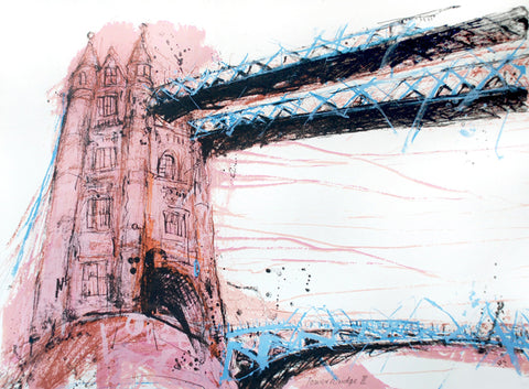 Kelly Stewart: Tower Bridge II - Smithson Gallery