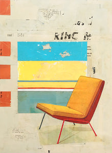 Kareem Rizk: Yellow Chair