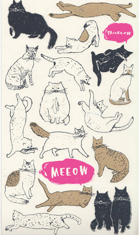Charlotte Farmer: Meeow Meeeeow - Smithson Gallery